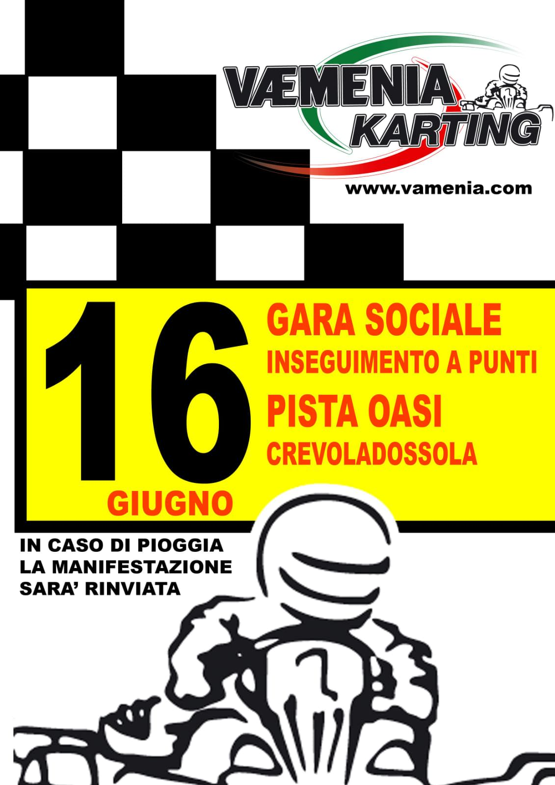Gara Sociale – Pista Oasi, Crevoladossola (1 – 2019)
