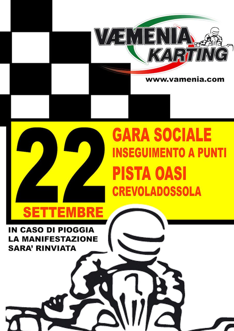 Gara Sociale – Pista Oasi, Crevoladossola (2 – 2019)