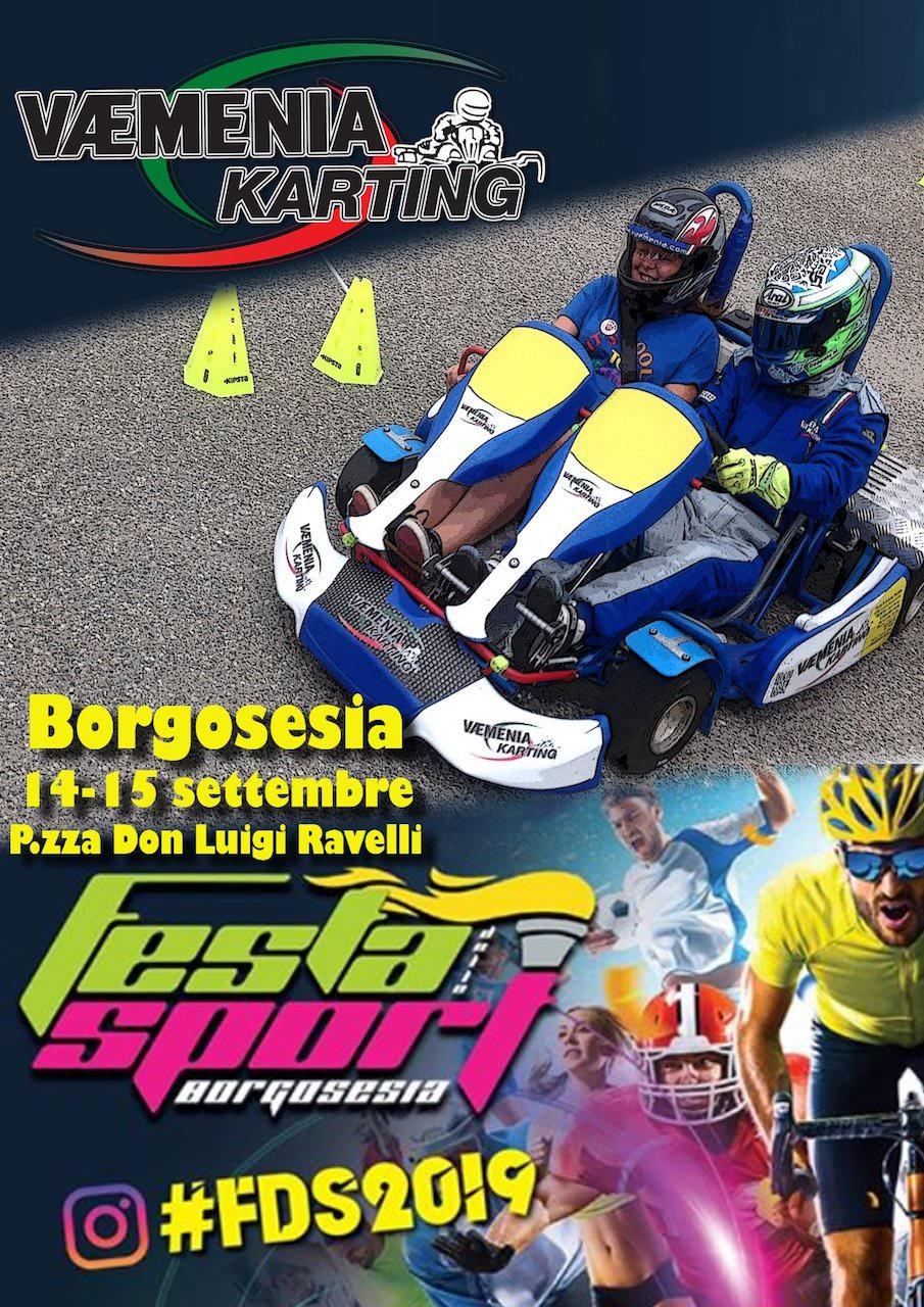 Festa dello Sport – Borgosesia